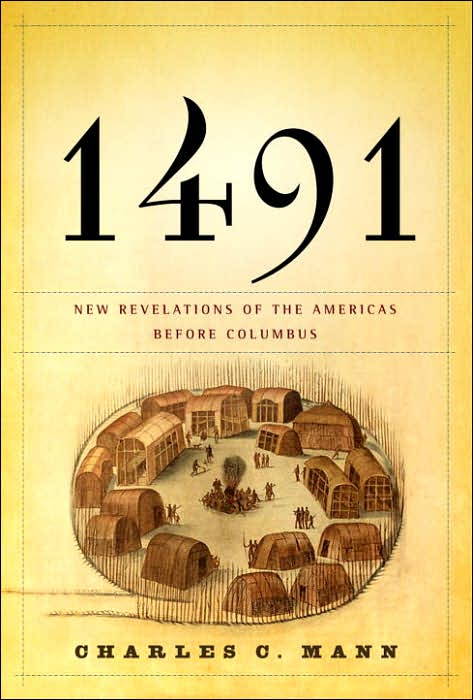 1491 book review A companion book for young readers based on 1491: new revelations of the   new york times book review freedman and mann understand technology,.