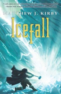 Icefall by Matthew Kirby